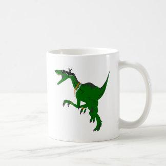 Conception drôle de Veloci-Frappeur Mug