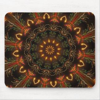 Conception électrique fraîche d'art tapis de souris