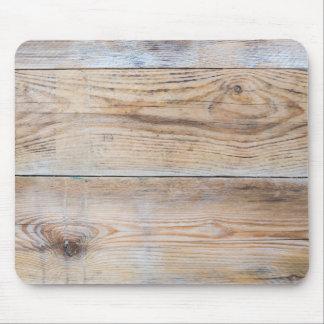 Conception en bois Mousepad Tapis De Souris