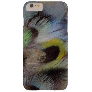 Conception en pastel de plume de Rosella Coque iPhone 6 Plus Barely There