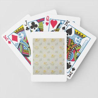 Conception en poudre de papier peint, 1874 jeu de cartes