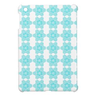 Conception ethnique de turquoise coques iPad mini