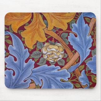 Conception florale vintage de William Morris St Tapis De Souris