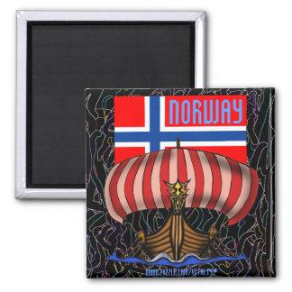 Conception fraîche d'aimant de bateau de la Norvèg