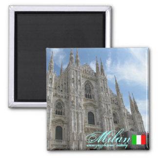 Conception fraîche d'aimant de Milan Italie Magnet Carré