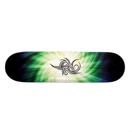 Conception gothique d'art ; Cool Skateboards Personnalisés