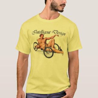 Conception intelligente - Adam et tricycle T-shirt
