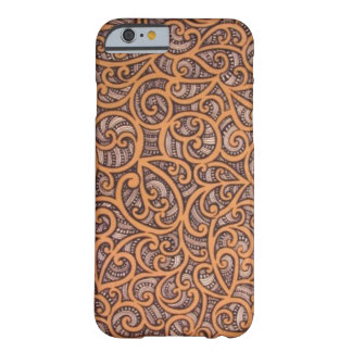Conception maorie coque iPhone 6 barely there