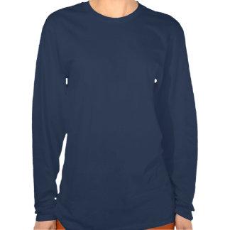 Conception maya bleue fraîche t-shirt