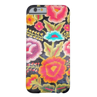 Conception mexicaine de broderie coque iPhone 6 barely there