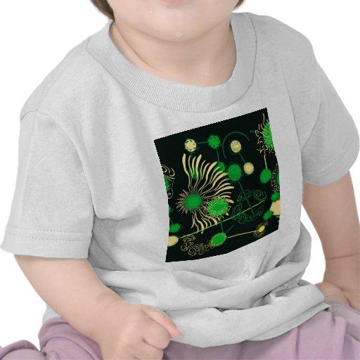 Conception Miro-inspirée par T-shirt de nourrisson