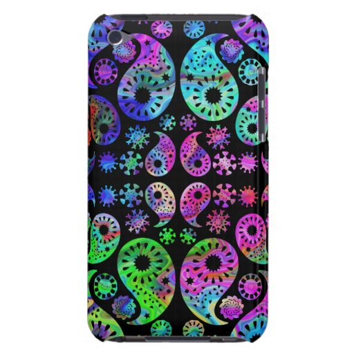 Conception multicolore de Paisley Coque Case-Mate iPod Touch