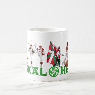 Conception originale : Euskal Herria (pays Mug Blanc