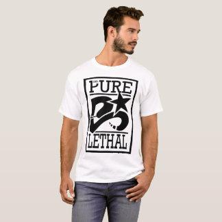 Conception originale mortelle pure de 100% t-shirt
