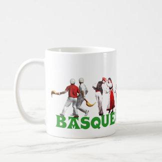 Conception originale : Pays Basque, Mug Blanc