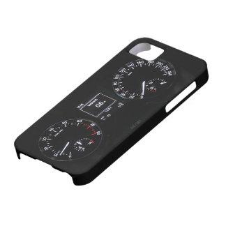 Conception personnalisable de mètre de voiture coque barely there iPhone 5