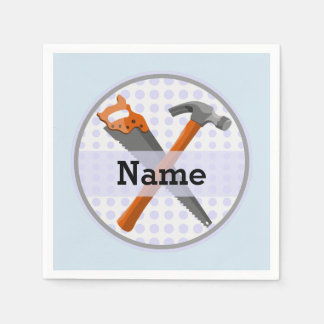 Conception personnalisée nommée d'outils pour des serviette en papier
