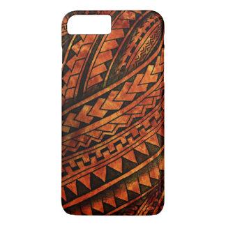 Conception polynésienne coque iPhone 7 plus