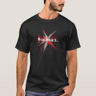 Conception rebelle impressionnante t-shirt