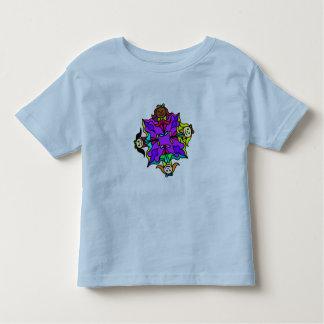 """Conception """"règle d'Edart de filles """" T-shirts"""