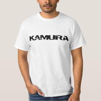Conception une de T-shirt de Kamura