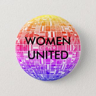 Conception UNIE par FEMMES 5 Badge
