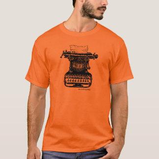 Conception vintage de T-shirt de l'industrie