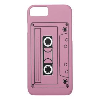 Conception vintage personnalisable de cassette coque iPhone 7