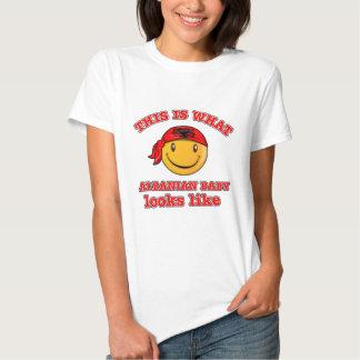 Conceptions ALBANAISES de bébé T-shirt
