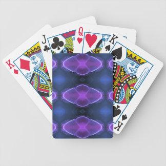 Conceptions artistiques de méduses élogieuses jeu de cartes