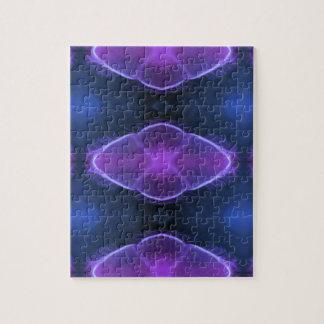 Conceptions artistiques de méduses élogieuses puzzle