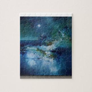 conceptions d'art abstrait puzzle