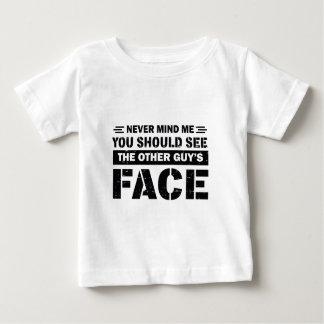 Conceptions d'arts martiaux de Jiu-Jitsu de T-shirt Pour Bébé