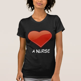 Conceptions de coeur t-shirt
