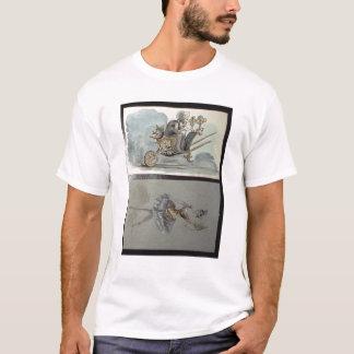 Conceptions de costume pour le ballet t-shirt