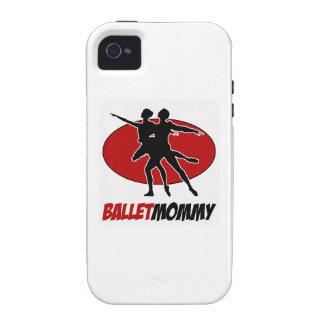 CONCEPTIONS DE DANSE DE BALLET COQUE VIBE iPhone 4
