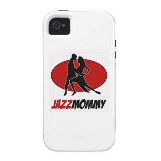 CONCEPTIONS de DANSE de jazz Coque Case-Mate iPhone 4
