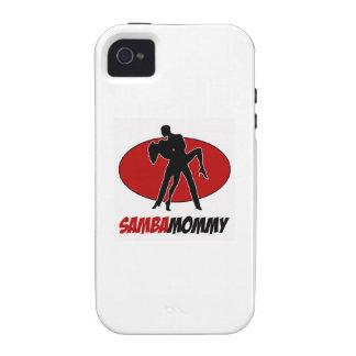 CONCEPTIONS DE DANSE DE SAMBA COQUES VIBE iPhone 4