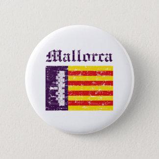conceptions de drapeau de Majorque Italie Badge