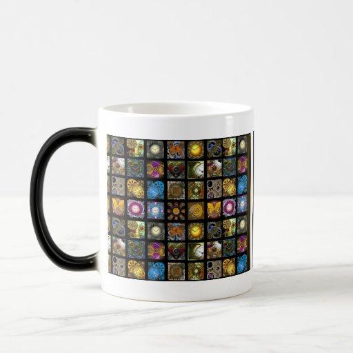 Conceptions de Steampunk Mugs À Café