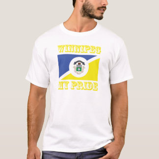 Conceptions de Winnipeg T-shirt