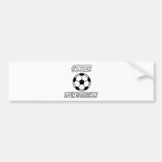 Conceptions du FOOTBALL Adhésif Pour Voiture