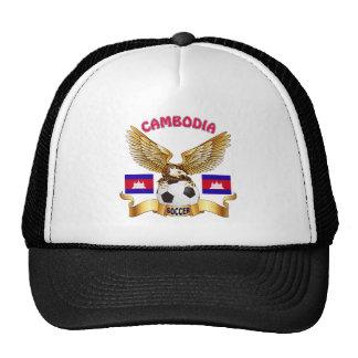 Conceptions du football de Combodia Casquette De Camionneur