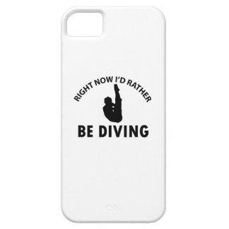 Conceptions fraîches de plongée coque iPhone 5 Case-Mate