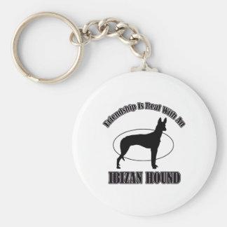 CONCEPTIONS ibizan de chien de chasse Porte-clefs