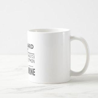 Conceptions maladroites de ce tambour de basque de mugs à café