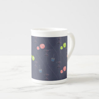 Concepts of the Genaral Relativistic Space-times Mug
