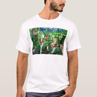 Concert de safari de jungle t-shirt