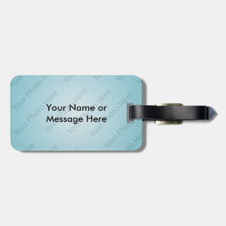 Concevez vos propres étiquette pour bagages