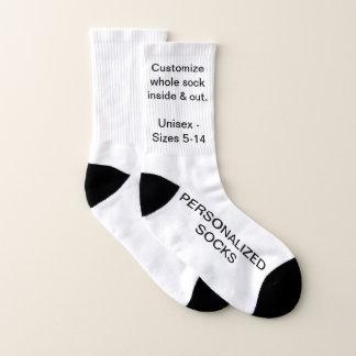 Concevez vos propres petites chaussettes
